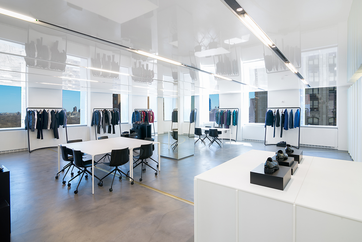 Blueberry Builders & Versace project. Learn about our store design and retail environment services. At Blueberry, we believe in bringing passion and creativity to every project.
