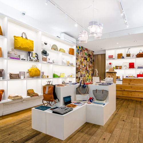 Learn about our role as renovation contractors for Clare V's first boutique in NY. Blueberry believes in bringing passion to every project.