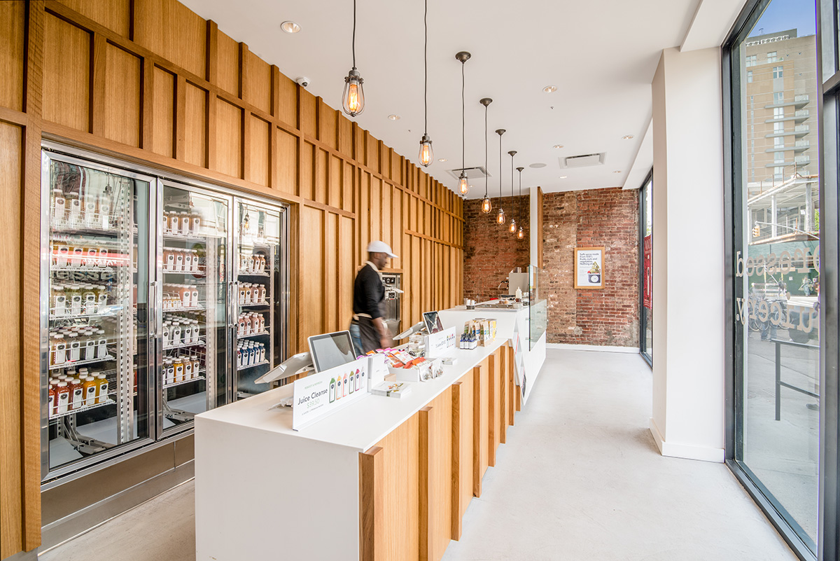 Learn about our Pressed Juicery retail project in Williamsburg. At Blueberry, we believe in bringing passion and creativity to every project.