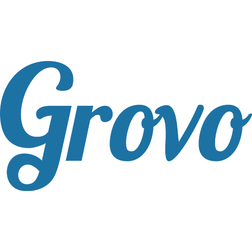 Grovo logo. Learn about Blueberry Builders' dynamic focus on exceptional construction management services and client satisfaction.