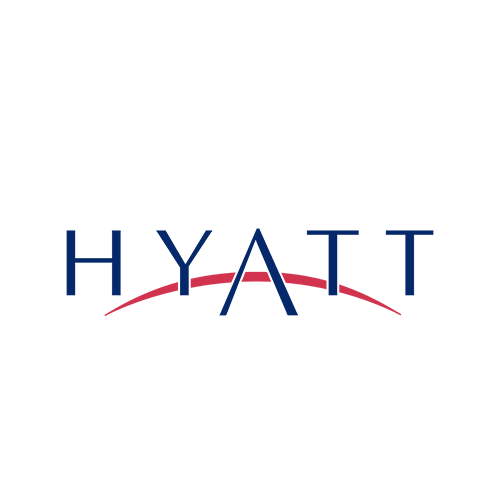 Hyatt logo. Learn about Blueberry Builders' dynamic focus on exceptional construction management services and client satisfaction.