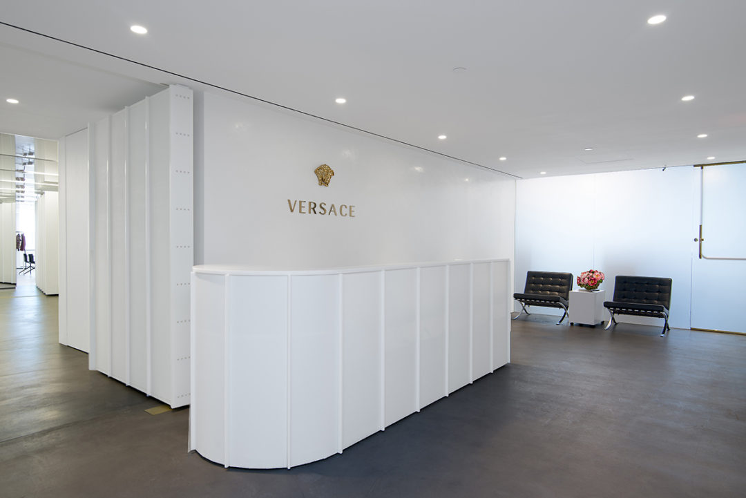 Learn about our luxury store remodeling project with Versace. At Blueberry, we believe in bringing passion to every project.