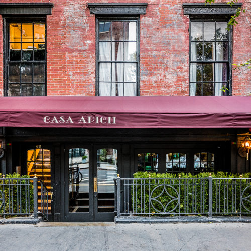 Casa Apicii - Restaurant Contractors NYC | Blueberry Builders