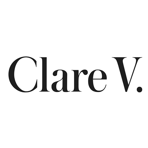 Clare V Logo. Learn about Blueberry Builders' dynamic focus on exceptional construction management services and client satisfaction.