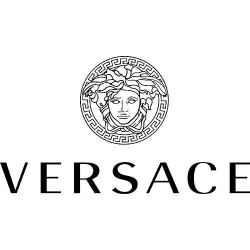 Versace logo. Learn about Blueberry Builders' dynamic focus on exceptional construction management services and client satisfaction.